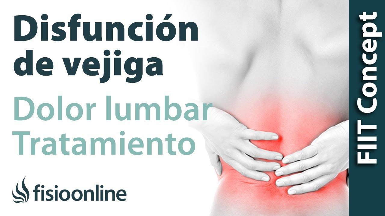 infeccion urinaria dolor de cintura