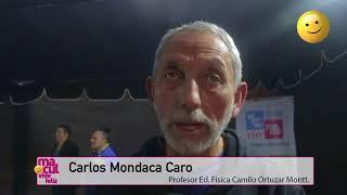 """Se realiza en Castillo Consistorial premiación de los """"Juegos Deportivos Escolares"""""""