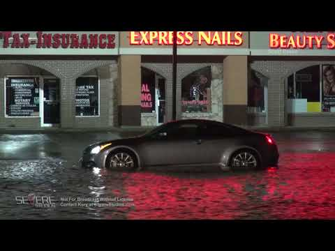 Catastrophic Flooding in Houston 8-27-17