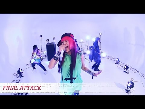 DAZZLE VISION「FINAL ATTACK」12 pieces of trailers