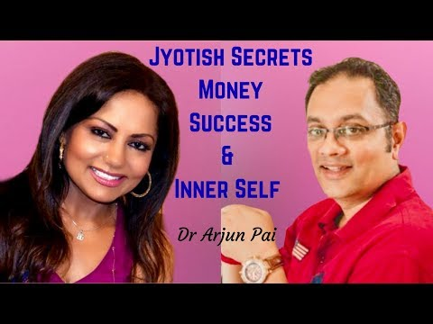 4. Jyotish Secrets for Attracting Money & Connecting to Inner Self