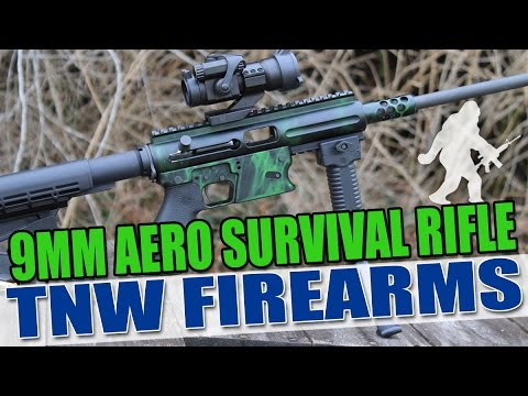 Gun Review: TNW Firearms 9mm Aero Survival Rifle