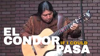 "El Condor Pasa "" If I Could "" 