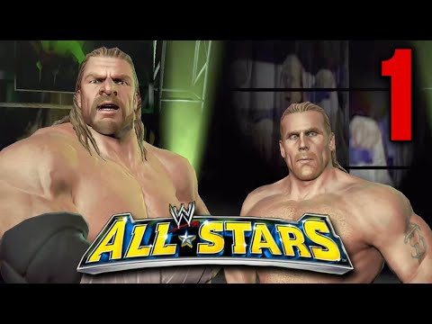 "WWE ALL STARS - Path of Champions Tag Team - Ep. 1 - ""THE TEAM IS CHOSEN!"""