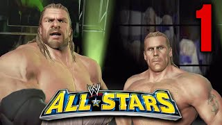 WWE ALL STARS - Path of Champions Tag Team - Ep. 1 -