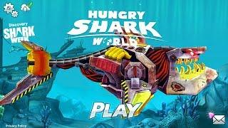 Hungry Shark World - New Proto-Robo (Robo Shark Skin)