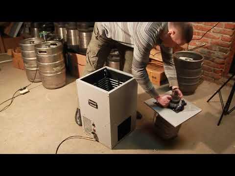 Закрыть пивную бутылку крышкой пивоварение варим пиво дома .