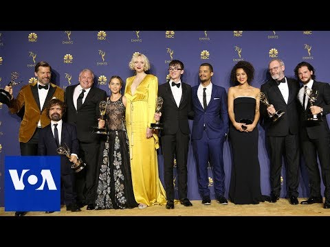 In Photos: The Winners of the 2018 Emmy Awards