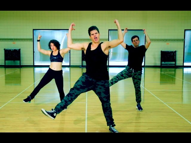 dance workout (FULL WORKOUT)