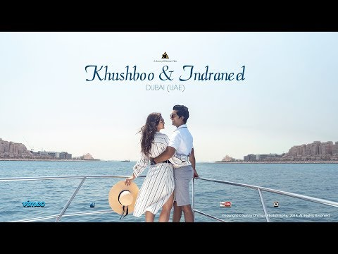 KHUSHBOO & INDRANEEL | DUBAI | PRE WEDDING | TERA HUA (LOVERATRI) | SUNNY DHIMAN PHOTOGRAPHY
