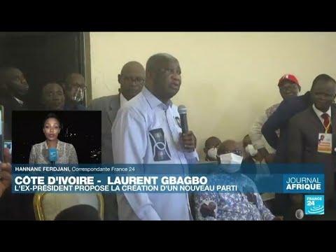 Download En Côte d'Ivoire, Laurent Gbagbo propose la création d'un nouveau parti • FRANCE 24