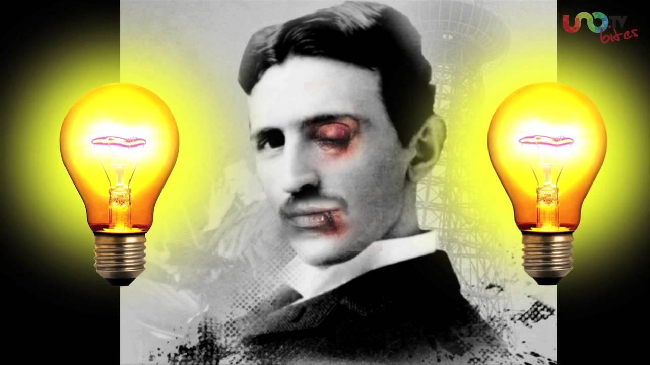 Thomas Alva Edison El Destructor Del Legado De Nikola Tesla Youtube