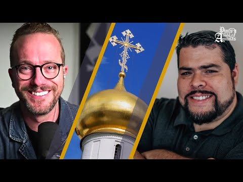 Should We Become Eastern Orthodox? W/ Erick Ybarra | Pints with Aquinas Episode 234
