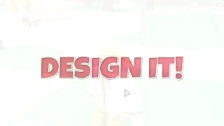 ROBLOX Design It! - Video Challenge