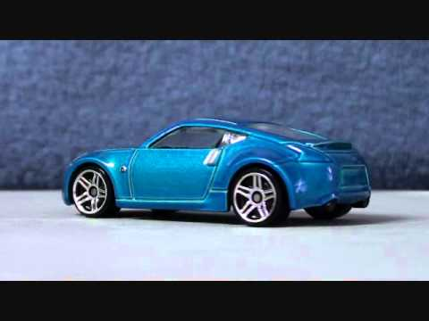 Awesome Hot Wheels Car Nissan 370z Youtube