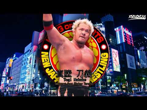 "NJPW: ""Immigrant Song (Guitar Version)"" ► Togi Makabe Theme Song (Re-upload)"