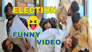 Election Craze In Kashmir Funny Video By Kashmiri rounders