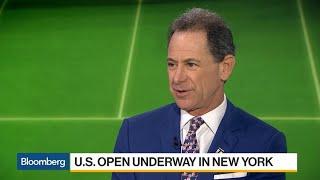 Tennis Channel's Solomon on U.S. Open's 50th Anniversary