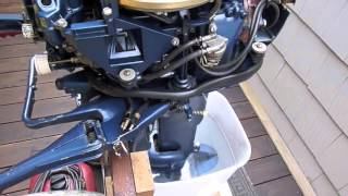 58 evinrude fastwin 18 hp