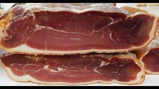 Encontrá los ingredientes y procedimientos de la receta Jamón crudo casero por Juan Carlos Berro en ...