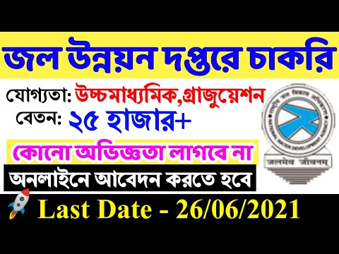 🚀NWDA Recruitment 2021। All India Government Job 2021-12th Pass Government Jobs 2021