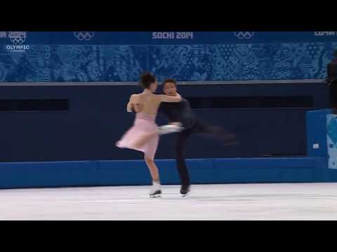 Tessa Virtue and Scott Moir. Olympic Channel Interview. 2017.