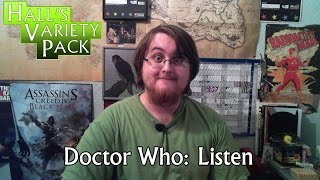 Off The Record: Doctor Who: Listen Thumbnail