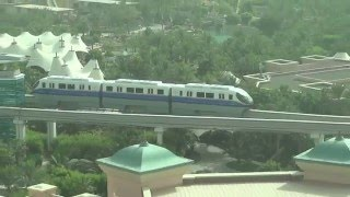 Dubai Monorail - Palm Jumeirah [HD]