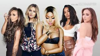 Woman Like Me (Lyrics) - Little Mix (feat. Nicki Minaj)