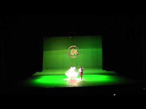 Nayarit Mestizo presentado por grupo de danza Xochipilli del Cetis 58