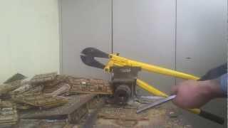 Платы с радиодеталями, разбор - утилизация (видео 1)(ООО