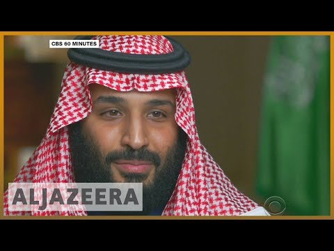🇸🇦 Saudi crown prince: Iran's supreme leader is 'very much like Hitler' | Al Jazeera English
