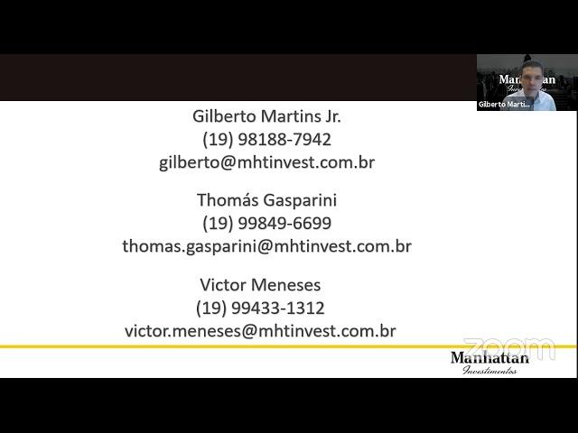 Gilberto Martins - Previdência