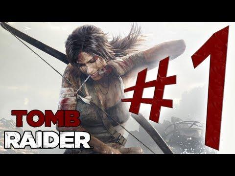 Tomb Raider - Parte 1: O Começo do Fim! [Detonado em PT-BR]