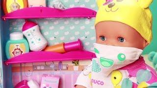 Teo y yo Abrimos y JUGAMOS al Nuevo Juguete   Nenuco Happy Doctor