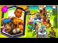 NEW LEGENDARY RAM RIDER CARD GAMEPLAY In CLASH ROYALE mp3