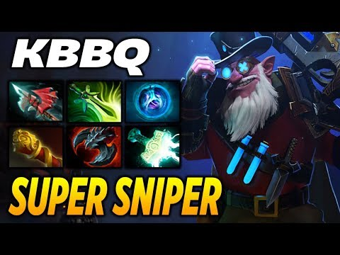 KBBQ Super Sniper Highlights Dota 2 thumbnail