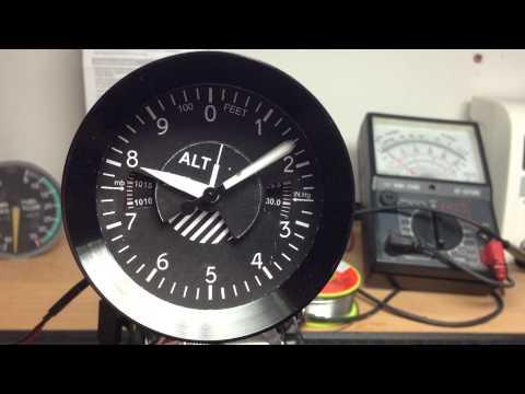Altimeter Gauges Test
