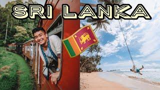 Sri Lanka Travel Vlog ( Tagalog )