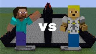 Minecraft: Hızlı Yapı Kapışmaları - Bölüm 6 - LeafLook vs Emir - Ağaç Ev [Turkish/Türkçe]