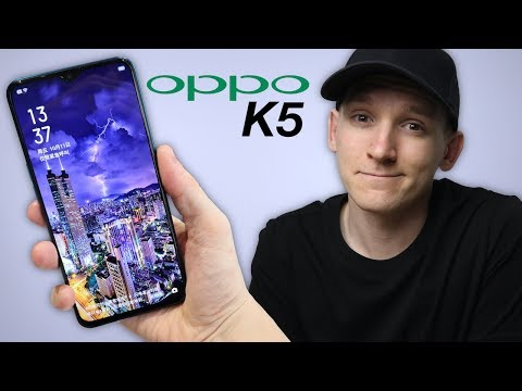 Oppo K5 First Look & Hands On! Everything You Need!