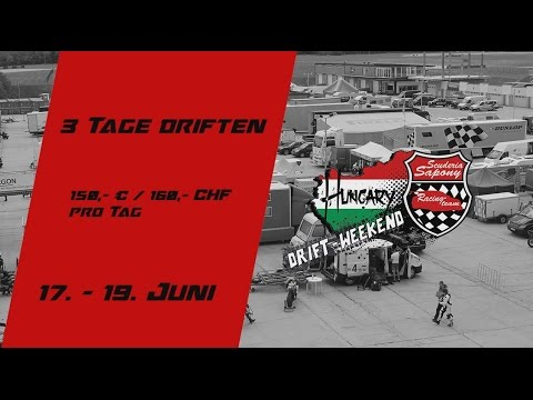 ScS Hungary Drift-Weekend 2016 Preview