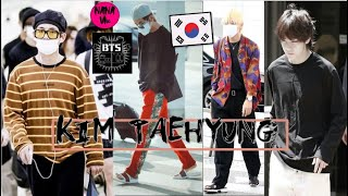 Taehyung 방탄소년단 Fashion Style Outfits