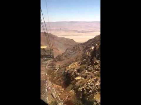 Palm Springs Tram to the top of the San Jacinto MTN