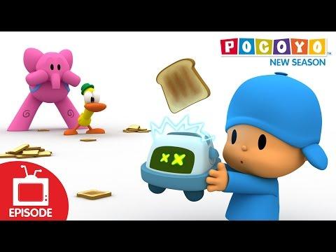 Pocoyo - Hack Attack (S04E07) NEW EPISODES