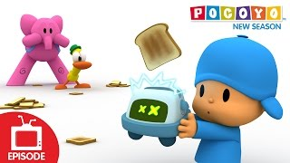 Pocoyo - Hack Attack (S04E07) NEW EPISODES