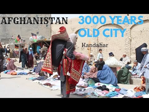 INSIDE THE 3,000 YEARS OLD CITY, KANDAHAR