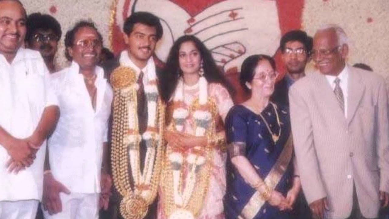 Tamil Celebrities At Actor Ajith Kumar And Actress Shalini Wedding 2