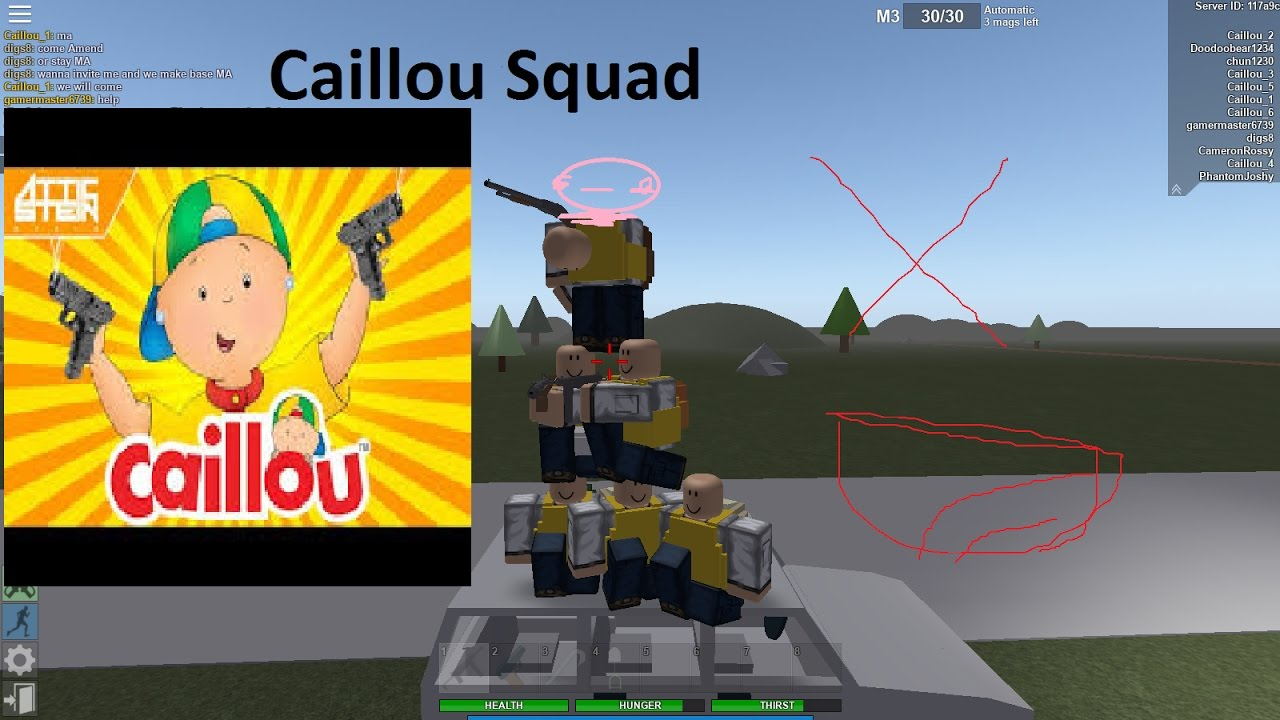 Caillou Remix Roblox Id - Roblox Robux Generator 1 0