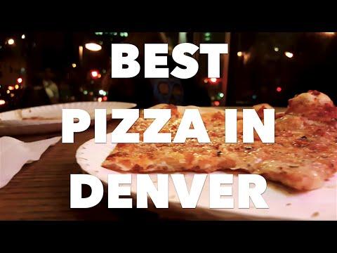 BEST PIZZA IN DENVER